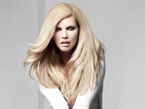 Przykładowe fryzury salon fryzjerski przedłużanie włosów bielsko biała