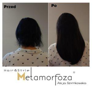 Przedłużanie włosów Wrocław