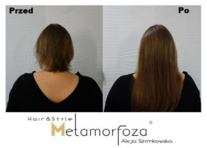 Przedłużanie włosów Bielsko - Biała