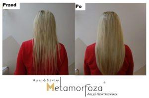 doczepianie włosów bielsko - biała