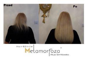 Przedłużanie włosów włosy dziewicze Kraków