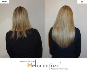 Przedłużanie włosów Śląsk