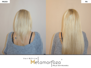 Przedłużanie włosów Bielsko Biała