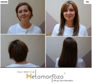 Przedłużanie włosów - Katowice