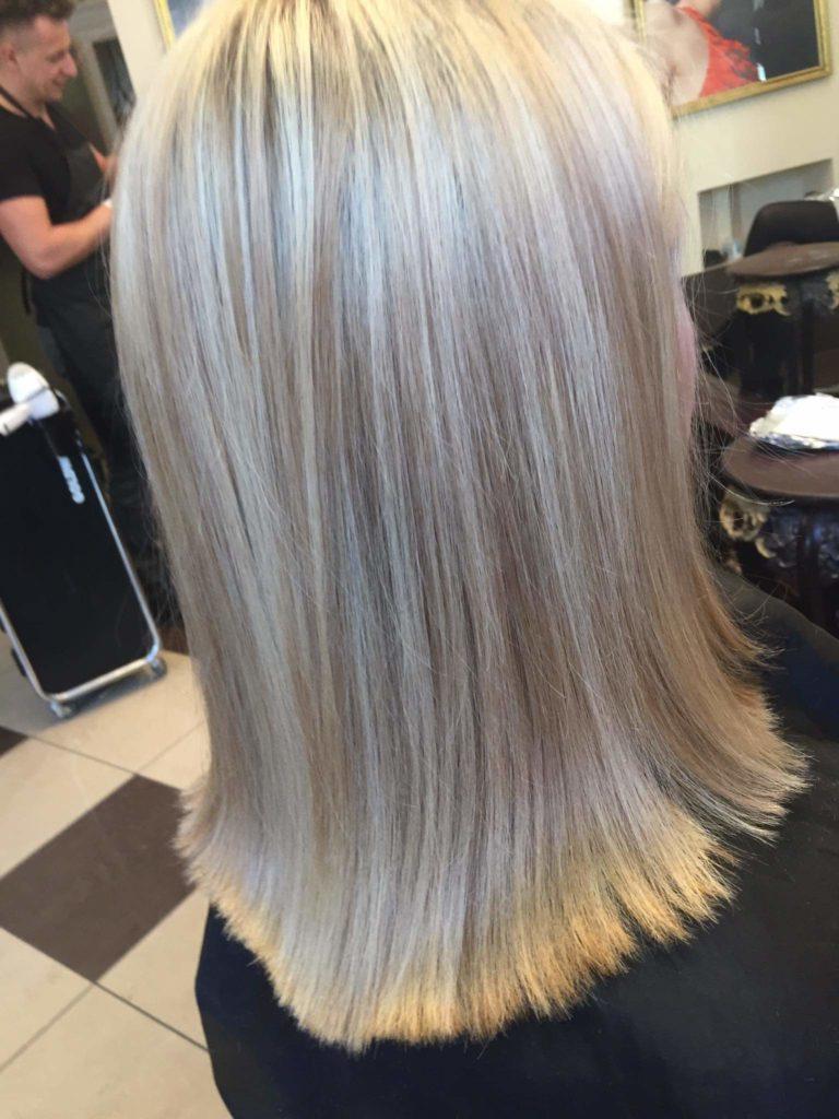 Prostowanie włosów Katowice