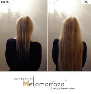 Przedłużanie włosów Bielsko - Biała włosy dziewicze