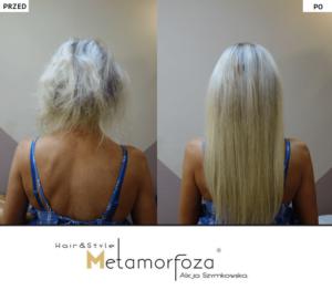 Przedłużanie włosów Śląskie